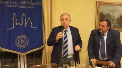 Photo of La tecnologia 5G al conviviale del Rotary Club