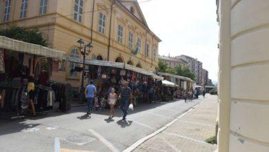"""Photo of """"Mercato straordinario"""" in corso Bagni"""