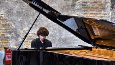 """Photo of Concerto al piano  a Castelletto d'Orba per le """"Settimane musicali internazionali"""""""