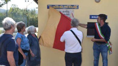 """Photo of Lo stadio di Molare ora si chiama """"Giovanni Merlino"""""""
