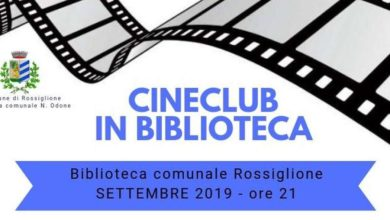 Photo of Rossiglione: Cineclub in biblioteca