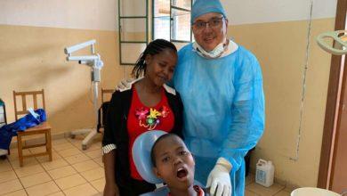 Photo of Vesime, Tealdo e Moiraghi in Kenja a curare bambini, donne e diversamente abili