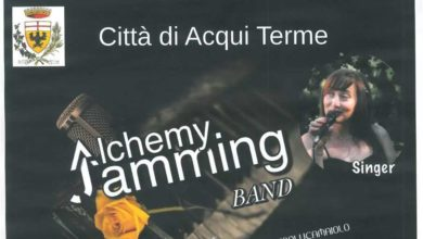 "Photo of Rinvio concerto Jazz ""Alchemy Jamming"""