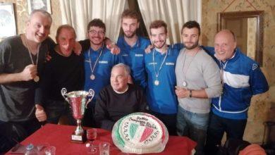 Photo of Pallapugno serie C1: dopo la Coppa Italia, il Bubbio vince anche il campionato: Adriano batte Molli per 11 a 10