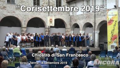 Acqui Terme - Corisettembre 2019