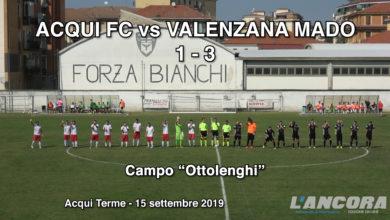 Photo of Acqui FC vs Valenzana 1 – 3
