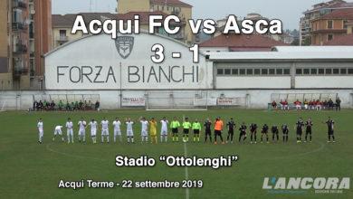 Photo of Calcio – Acqui FC vs Asca 3-1 (VIDEO)