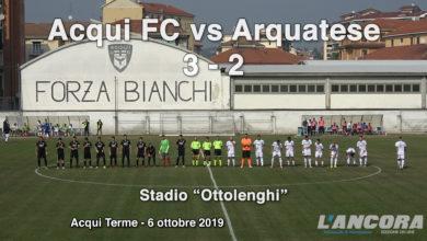 Photo of Calcio – Acqui FC vs Arquatese 3 – 2 (VIDEO)