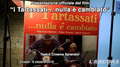 """Photo of Ovada – Presentazione del film """"i Tartassati …nulla è cambiato"""" (VIDEO)"""