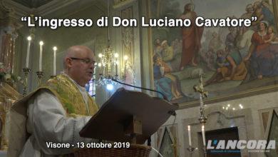 Photo of Visone – L'ingresso di don Luciano Cavatore (VIDEO)