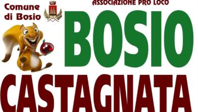 Photo of Bosio: il 13 ottobre la Castagnata