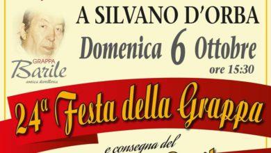 """Photo of """"Festa della Grappa"""" e premiazioni a Silvano d'Orba"""