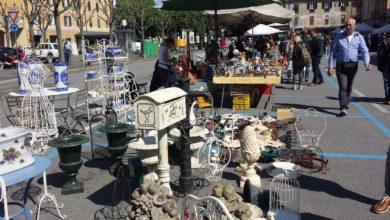 Photo of Ovada: annullato il mercatino dell'antiquariato del 1º novembre