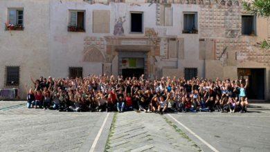 """Photo of Accoglienza per le classi prime al Liceo """"G. Parodi"""" di Acqui Terme"""