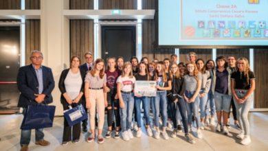 Photo of Santo Stefano Belbo: la 3ªA della scuola media ha vinto il concorso nazionale di Federchimica giovani