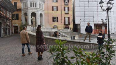 Photo of In corso le riprese di Raiuno per Acqui Terme su Linea Verde Life