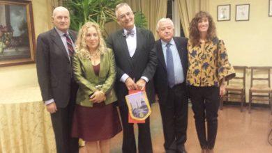 Photo of Il prof. Slawinski ospite del Rotary Club Ovada del Centenario