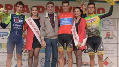 Photo of Ciclismo: il Cairese Bertone secondo alla Coppa d'Inverno
