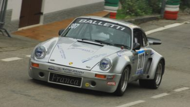 Photo of Balletti Motorsport: risultati positivi alla Pedavena – Croce d'Aune