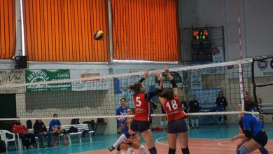 "Photo of Volley serie B femminile – trofeo ""Valnegri Superservice"""