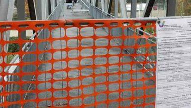 Photo of Rossiglione: iniziati lavori per coprire la passerella sullo Stura
