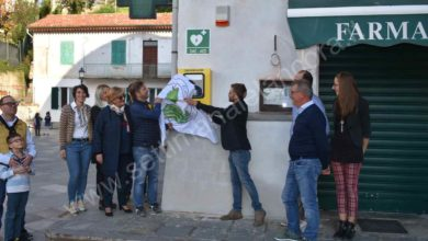 Photo of Ricaldone: Inaugurati in piazza Culeo ambulatorio e defibrillatore