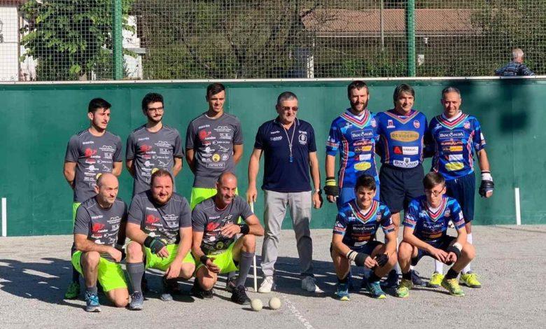 alla pantalera finale Coppa Italia 2019, Ricca vince su Bosia per 11 a 3