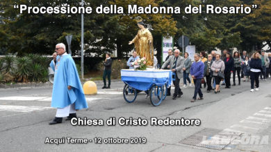 Photo of Acqui Terme – Processione della Madonna del Rosario (VIDEO)