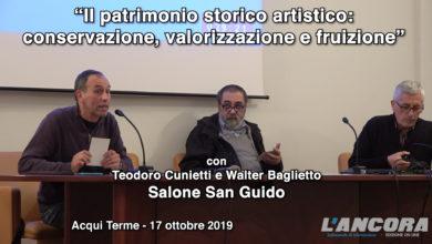 """Photo of """"Il  patrimonio storico artistico: conservazione, valorizzazione e fruizione"""""""