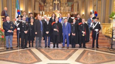 Photo of Celebrata la Virgo Fidelis patrono dei Carabinieri