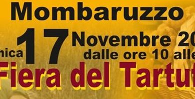 "Photo of Mombaruzzo: il 17 novembre la decima ""Fiera del Tartufo"""