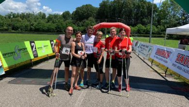 Photo of L'allenamento sportivo nel Nordic Walking