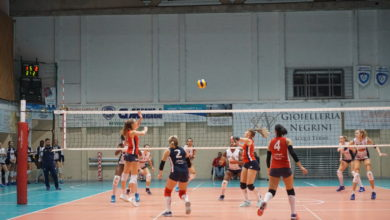 Photo of Volley B1 femminile: Arredofrigo in amichevole batte una sqadra di A2