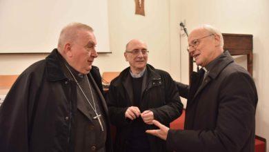 Photo of Il Vescovo di Novara ha incontrato i sacerdoti della diocesi di Acqui