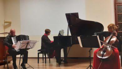 """Photo of """"Omaggio a Giacomo Soave"""" per il """"Rebora Festival Ovada"""""""