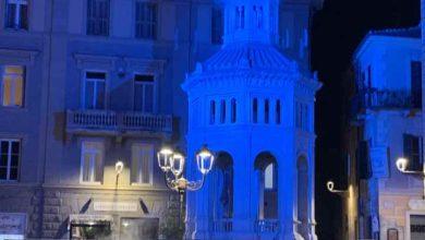 Photo of Giornata Universale del Bambino: la Bollente si illumina di azzurro