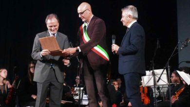 Photo of Cittadinanza onoraria al dottor Gianfranco Morino