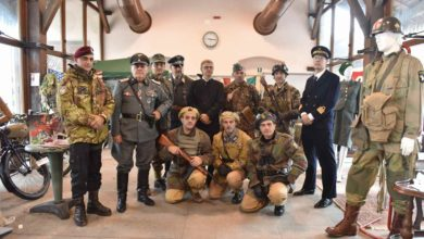Photo of Mostra storica militare al Movicentro di Acqui Terme