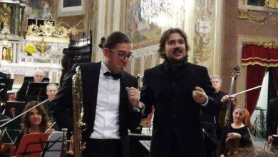 """Photo of Al """"Rebora Festival Ovada"""" l'Orchestra """"Bruni"""" diretta da Andrea Oddone"""