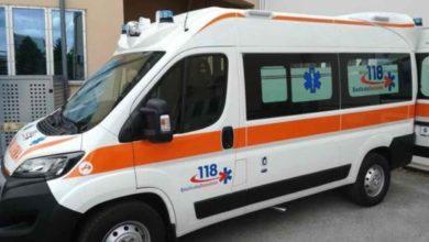 Photo of Furgone fuori strada a Spigno
