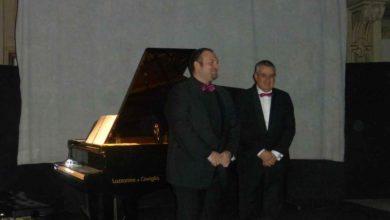 Photo of Concerto a 4 mani