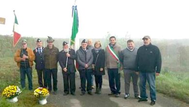 Photo of Castelnuovo Belbo ha celebrato il 4 novembre