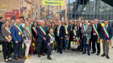 Photo of Ad incontrare i dirigenti di Poste Italiane anche il Comune di Bruno
