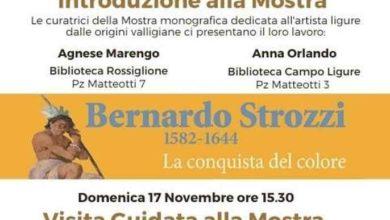 Photo of Valle Stura: alla scoperta di Bernardo Strozzi
