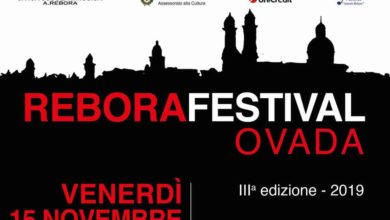 """Photo of Il """"Trio Itinera Mundi"""" al """"Rebora Festival Ovada"""" con Laura Lanzetti al pianoforte"""