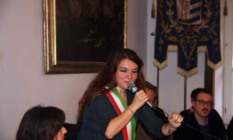 il sindaco Katia Piccardo