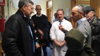 Photo of L'assessore regionale alla Sanità Icardi visita l'Ospedale Civile