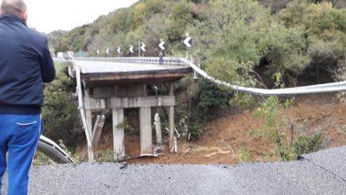Photo of Il crollo di un viadotto della TO-SV isola la Valle Bormida dal resto della Riviera Ligure