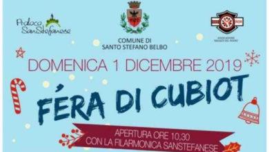 Photo of Fera di cubiot a S.Stefano Belbo, domenica 1 dicembre