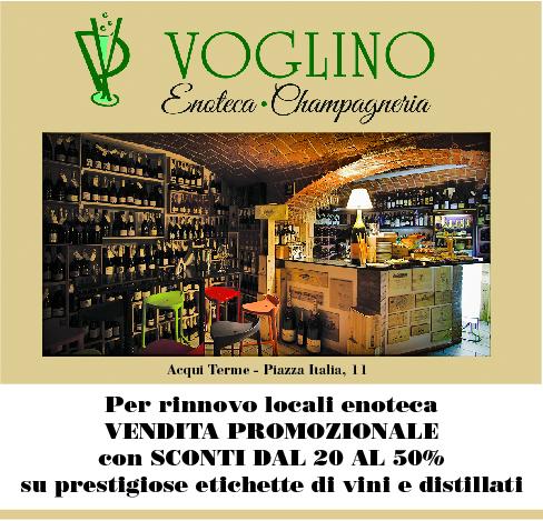 Enoteca Voglino Acqui Terme